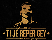 Mr. Don - Ti Je Reper Gey [Song Cover]