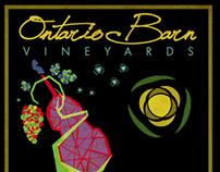 Ontario Barn Vineyard: Wine Labels