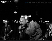 HiRSH Music Website