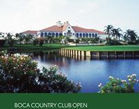 Boca Country Club Invitation