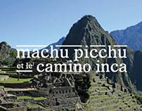 Machu Picchu; an interactive iPad publication.