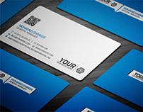 Creative Corporate Business Card 5