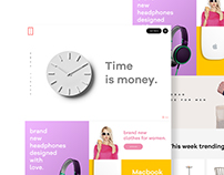UXU - Multipurpose Retail Template