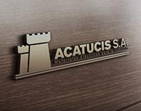 ACATUCIS Corporate Identity Full Design