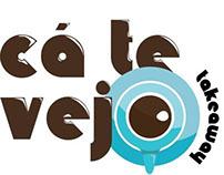 Cá te Vejo Logo