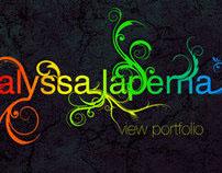 Alyssa Laperna - Digital Portfolio