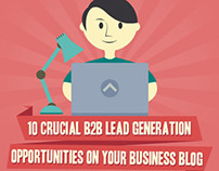 Crucial B2B LeadGen Opportunities on your Business Blog