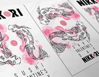 Nikkori Sushi Valentine's Day