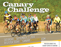 Marketing Collateral | Canary Challenge 2014