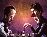 Elementary vs. Sherlock