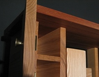Stacked Cabinet