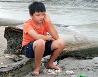 Decaying Coastline