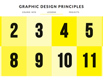 """Graphic Design Principles"" DeCal"