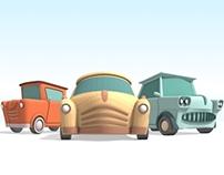 Caminhõezinhos - Little Trucks