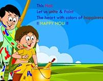 Happy Holi 2014 Wallpapers