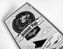 Carta Jaguar Yuú Café  2014