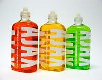 Ajax Soap Bottle Repackaging