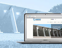 Web site for Inero AB