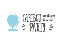Caribou Employee Farewell Party
