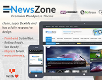WP - NewsZone | Responsive WordPress News,Magazine,Blog