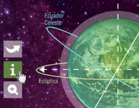 Infografía Interactiva - Planetario de Buenos Aires