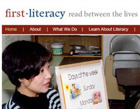 Website: First Literacy