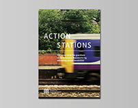 Strategy document for rail stations