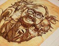 Tributo Hayao Miyazaki