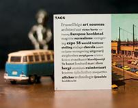Brussels Beeldkracht | Excursie-boekje