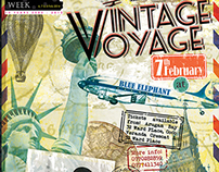 Colombo Fashion Week 2014 Afterparty: Vintage Voyage
