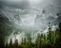 Yosemite Winter - Part 1