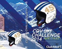 DVD Cover Club Med - Ski Challenge 2014