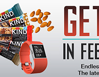 """""""Get Fit in February"""" Sweepstakes"""