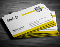 Creative Corporate Business Card 5