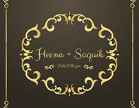Heena + Shaqib