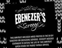 Ebenezers Scrooge (design & print )