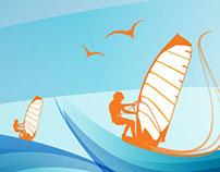 Wind Surf Alacati Facebook Welcome Tab