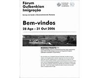Homo Migratius - Welcome - FCG, 2007