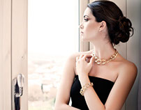 Jewelery fashion shooting Femar