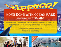 Hong Kong Tourism Board Promotion