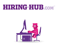 Hiring-Hub.com redesign
