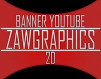Banner YouTube 2D