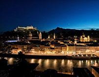 Salzburg @t Night