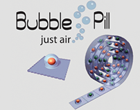 BUBBLE PILL. Just air.