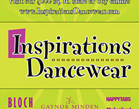 Inspirations Dancewear Banners