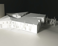Maquette-like renderings