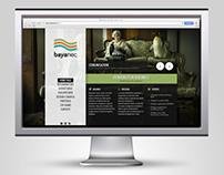 Bayanec / website