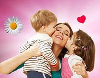 CarrefourSA Mother's Day Facebook Application
