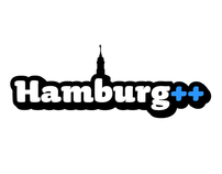 Hamburg++ BarCamp identity and materials