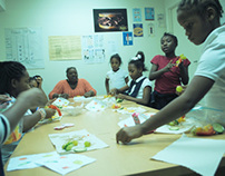 Communal Cooking Project Workshops